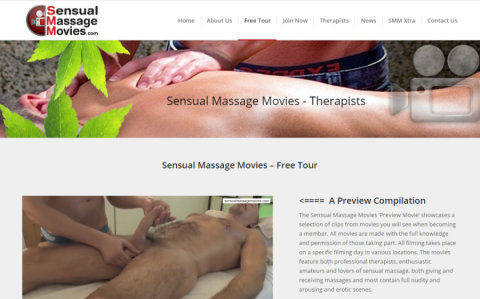 Sensual Massage Movies