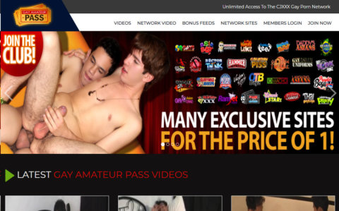 Gay Amateur Pass