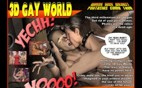 3D Gay World