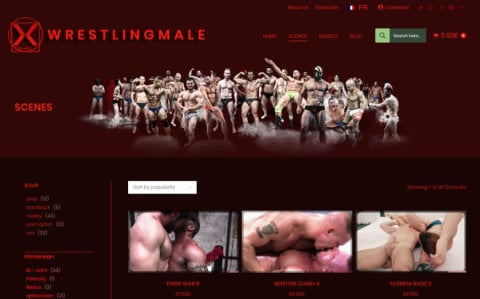 Wrestlingmale