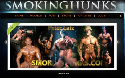 Smoking Hunks