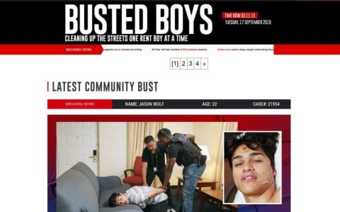 Busted Boys