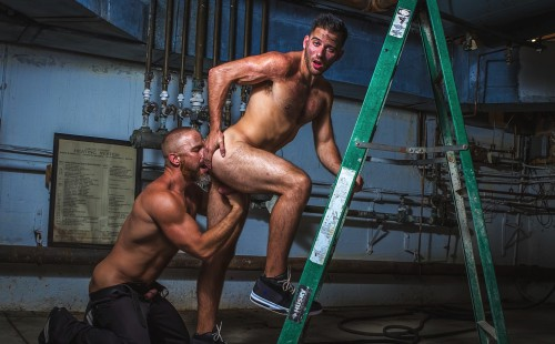 Jackson Grant Gets Fucked By Dirk Caber