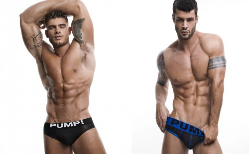 Muscled Studs With Amazing Underwear Bulges