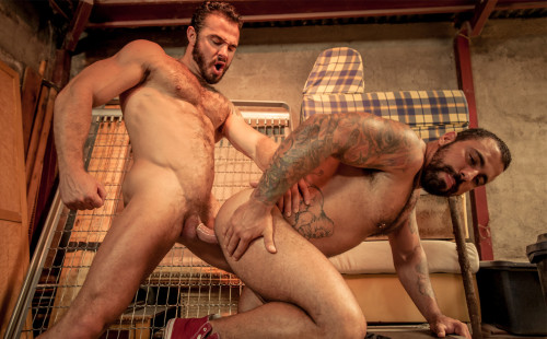 Jessy Ares and Ricky Ares Fuck
