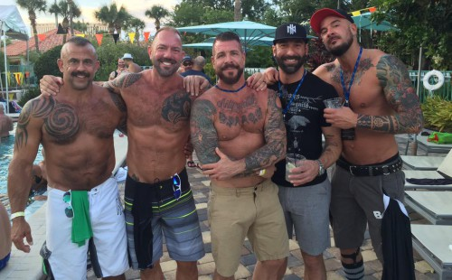 Gay Days In Orlando: With Rocco Steele, Ryan Rose and Billy Santoro