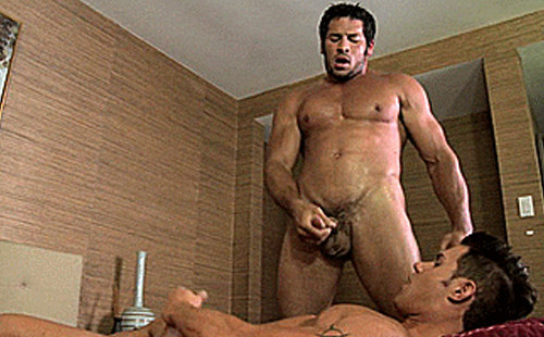 Benjamin Bradley and Leo Giamani fucking gifs