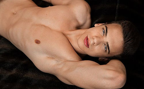 Model Of The Week: Joaquin Arrenas