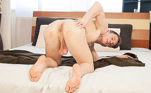 Radek Cerveny Solo - Boy With Big Bull-Balls