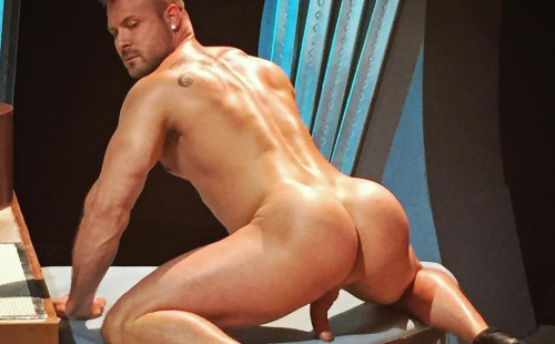 Monumental Ass: With Austin Wolf, Chris Bines and Sebastian Kross