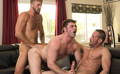 Wesley Woods and Myles Landon spit roast Michael Boston