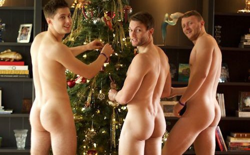 Warwick Rowers: Naughty but nice nudists