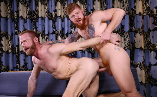 Christopher Daniels Rides Bennett Anthony's Big Fat Dick
