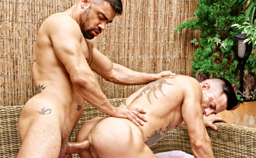 Wagner Vittoria breeds power bottom Andy Star's hole
