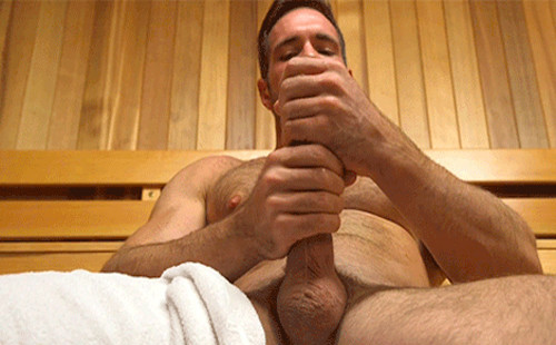 Sauna pleasure